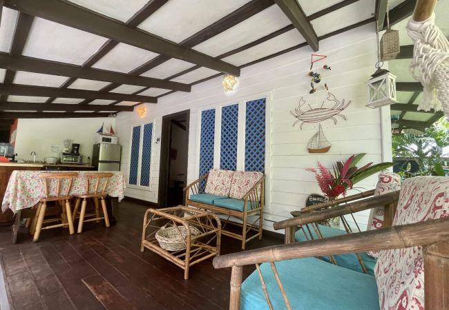 Bungalow/Linked villa in Punta Uva - Bungalow Coralina 1