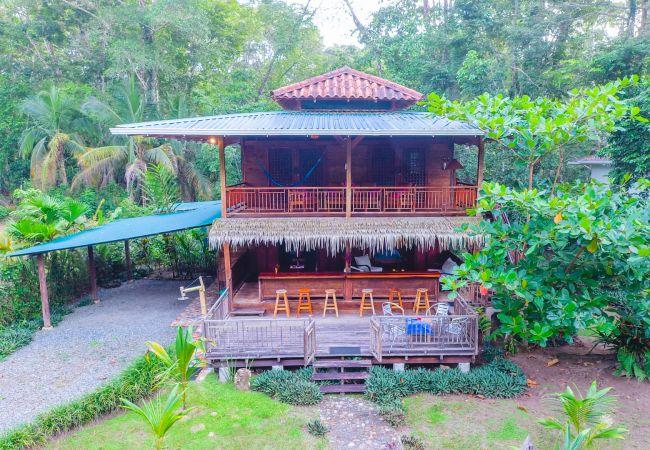 in Punta Uva - Casa Matix